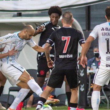 Em jogo morno, Vasco e Grêmio ficam no 0 a 0 pelo Campeonato Brasileiro