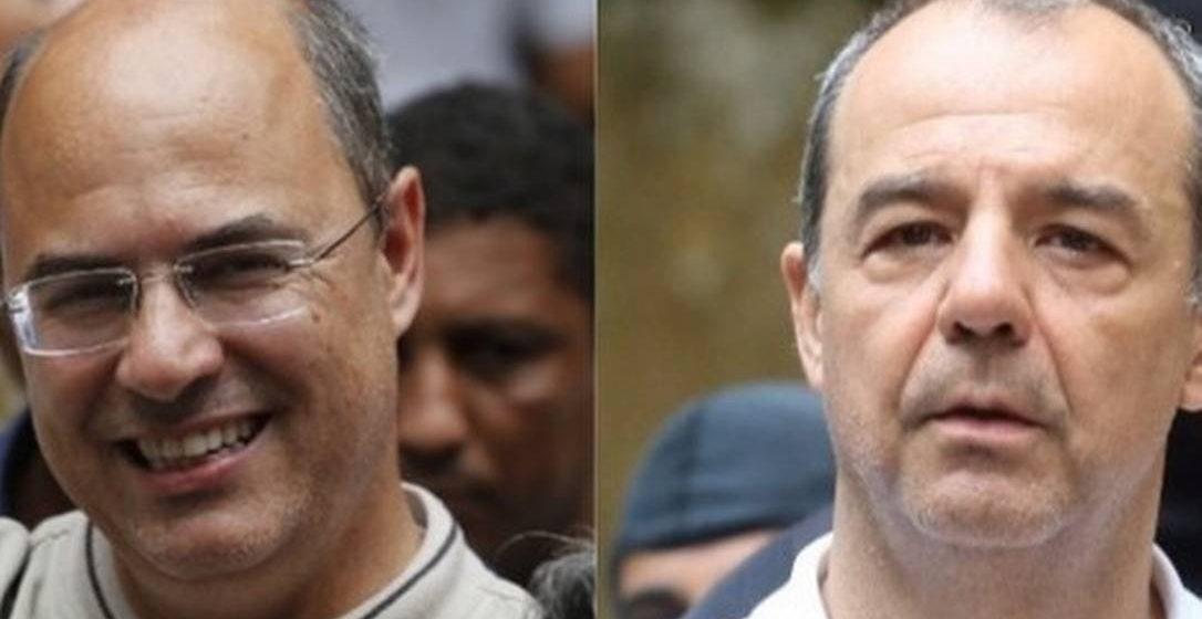 Lava-Jato: O que une a operação que afastou Witzel e a que prendeu Cabral