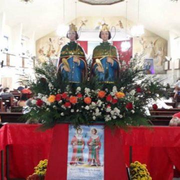 Cariocas celebram dia de São Cosme e Damião mesmo durante pandemia