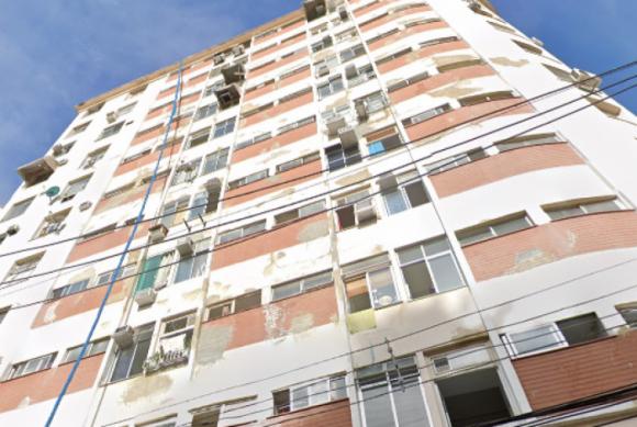 Homem morre após apartamento pegar fogo no Centro do Rio