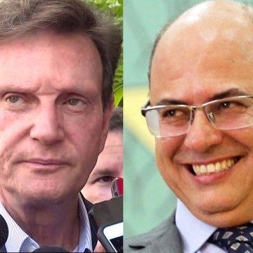Alerj e Câmara têm votações de processos de impeachment contra Witzel e Crivella nesta quinta