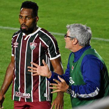 Fluminense avança em conversas por renovação com Luccas Claro e tem reunião decisiva nesta sexta