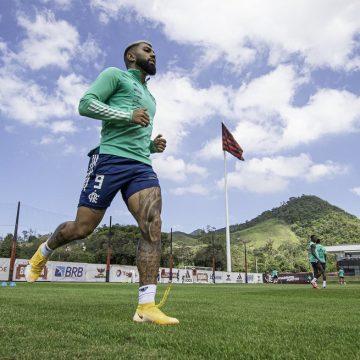 Gabigol aumenta otimismo por volta ao Flamengo contra Independiente del Valle; treino desta terça é decisivo