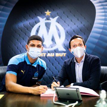 Olympique de Marselha anuncia a contratação de Luis Henrique, ex-Botafogo
