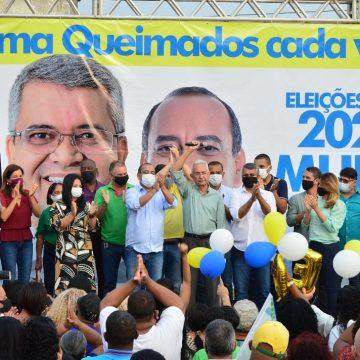 PSDB oficializa Lenine Lemos como candidato a prefeito de Queimados