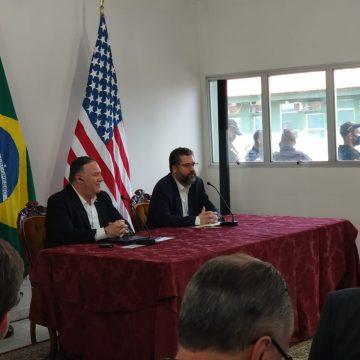 Para aprovar embaixadores, senadores querem ouvir Araújo sobre visita de Pompeo a Roraima