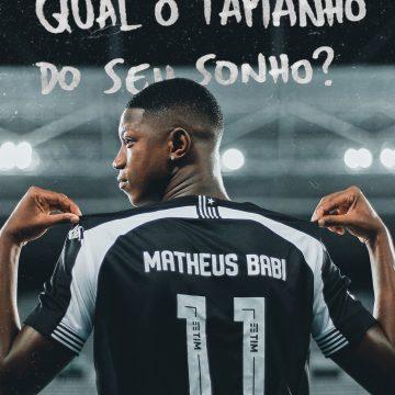 Botafogo lança novo uniforme com 8 mil peças vendidas; estreia será contra o Bahia