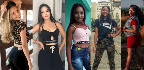 O Miss Baixada Elegeu a candidata de Itaguaí