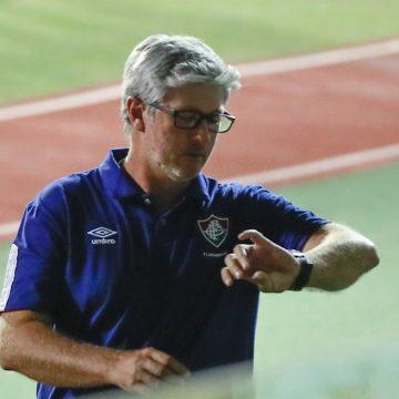 Entenda as razões da confiança da diretoria do Fluminense no trabalho de Odair Hellmann