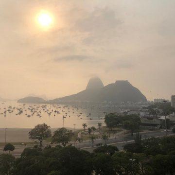 Fumaça causada por queimadas na região do Pantanal deve chegar ao Rio neste sábado
