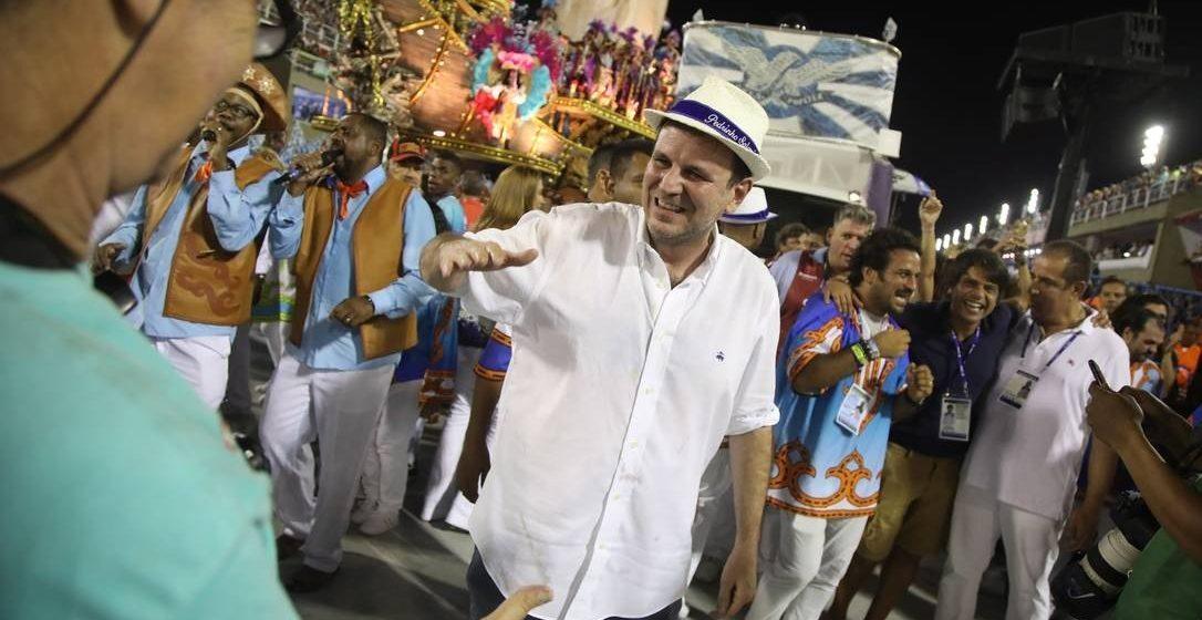 Eduardo Paes é confirmado candidato do DEM à Prefeitura do Rio