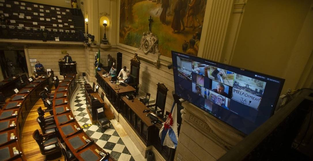 Presidente da Câmara autoriza abertura da CPI dos Guardiões do Crivella, que deve ter base governista