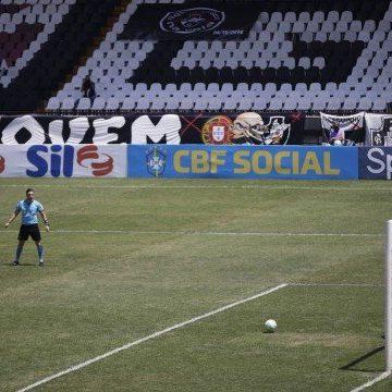 Em um ensolarado São Januário, Fernando Miguel garante 1 a 1 entre Vasco e RB Bragantino