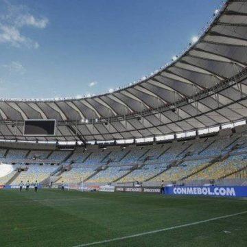 Prefeitura do Rio autoriza volta do público aos jogos no Maracanã