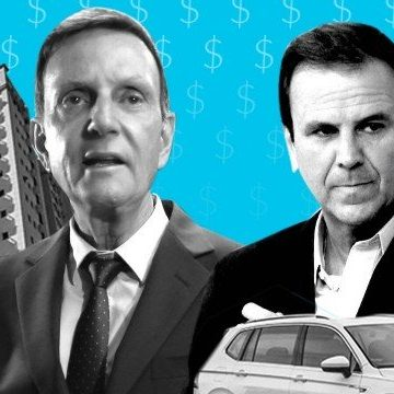 Candidatos a prefeito do Rio: fortuna do 'mais rico' é 112 vezes maior que a do 'mais pobre'