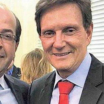 Crivella e Rafael Alves eram protagonistas de esquema de corrupção na prefeitura, diz a Justiça