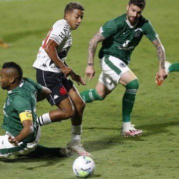 Vasco pode ter quarteto ofensivo 'ideal' pela primeira vez como titular no Brasileiro