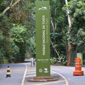 Parque Nacional da Tijuca reabre Mirante Dona Marta e Estrada do Redentor