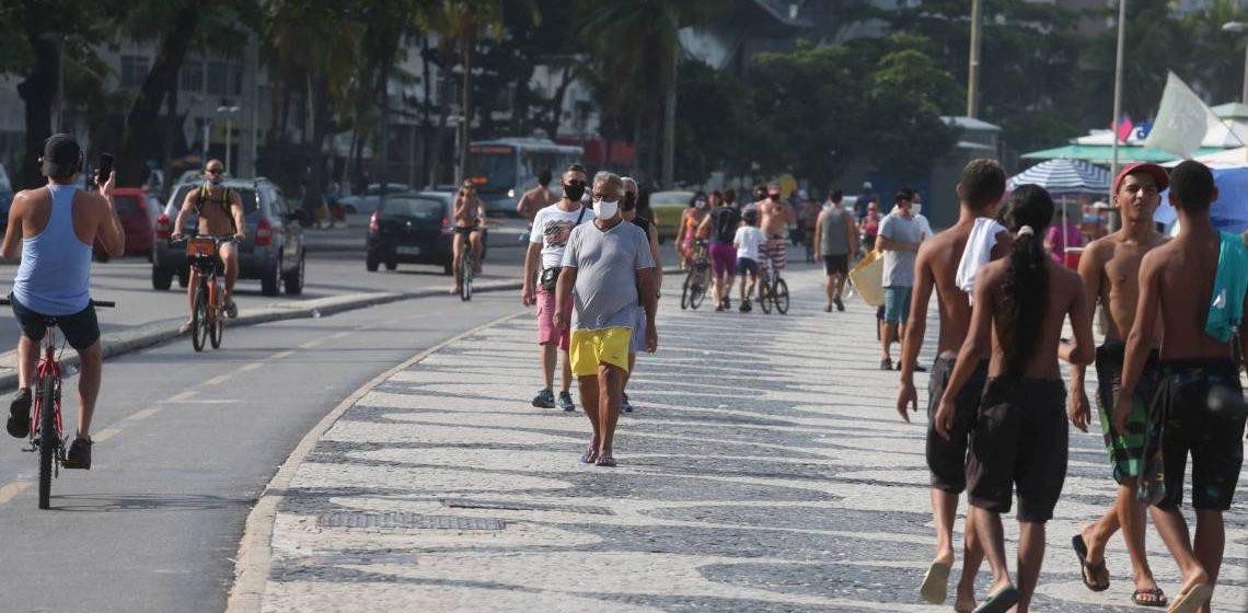 Rio tem previsão de chuva com raios e ventos para o fim de semana