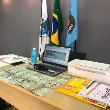PF prende oito suspeitos de desviar FGTS e PIS de contas da Caixa; prejuízo chega a R$ 2 milhões