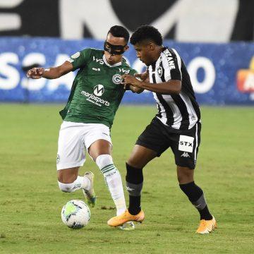 Com mais volume, Botafogo esbarra em Tadeu e na falta de brilho individual