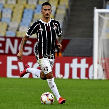 Proposta do Fluminense não agrada estafe de Dodi; Mário reclama de conduta e exime jogador