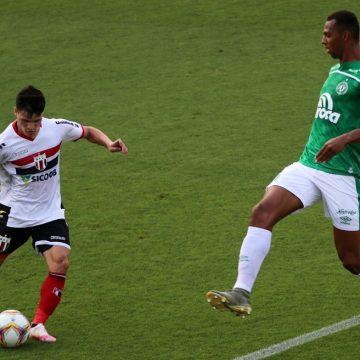Botafogo abre negociações com Botafogo-SP para contar com o atacante Ronald