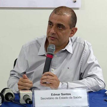 MP pede à Justiça que Edmar Santos e ex-subsecretários paguem R$ 100 milhões de indenização por desvios na Saúde