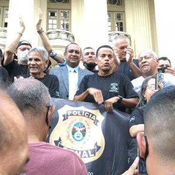 Alerj aprova PEC da Polícia Penal de autoria do deputado Max Lemos