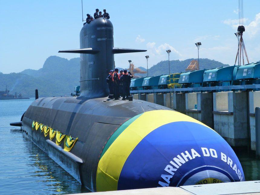 Marinha inicia montagem de Reator do Protótipo de Propulsão Nuclear