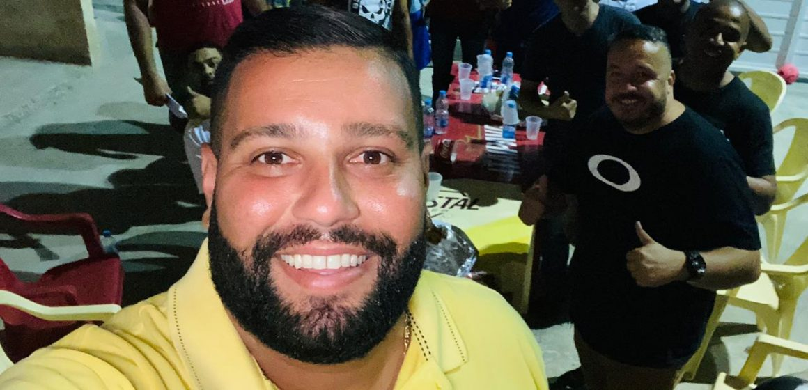 Candidato a Vereador de Mesquita é assaltado dentro da agência da light