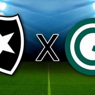 Botafogo x Goiás: veja onde assistir, escalações, desfalques e arbitragem