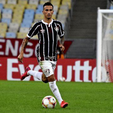 Pedida salarial e interesse de árabes podem melar renovação de Dodi com o Fluminense