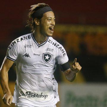 Botafogo encaminha renovação de contrato com Keisuke Honda até o fim do Brasileirão