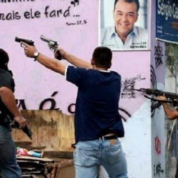 Rio tem 3,7 milhões de habitantes em áreas dominadas pelo crime organizado; milícia controla 57% da área da cidade, diz estudo