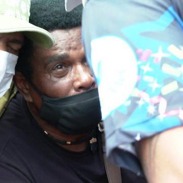 Polícia aguarda depoimento de filho de Neguinho da Beija-Flor sobre a morte de neto do cantor