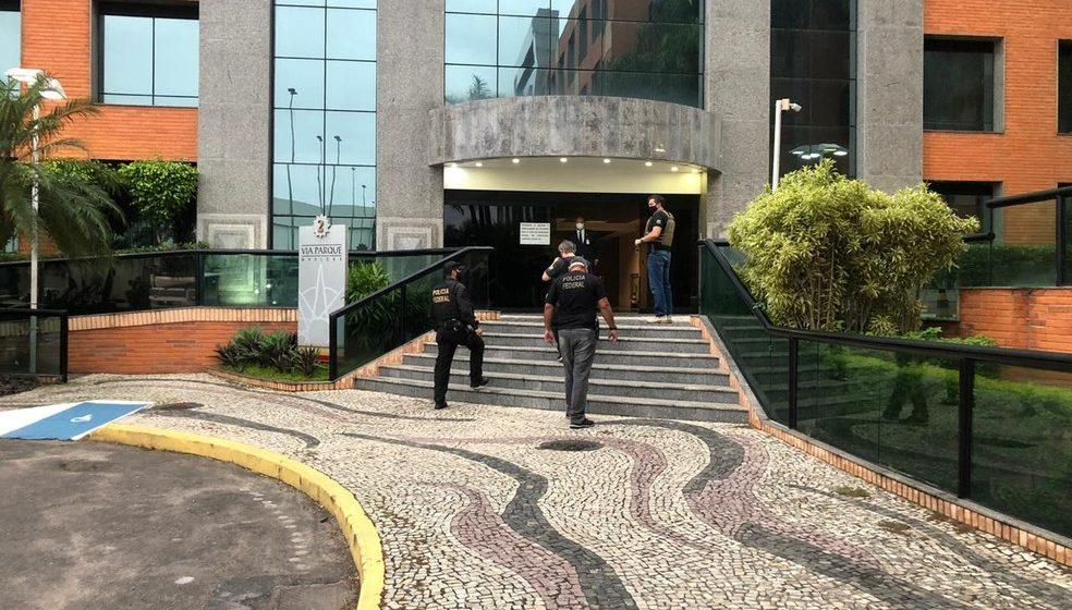 PF do RJ prende delegado federal e empresário em operação contra corrupção dentro da própria corporação