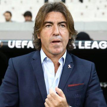 Vasco avança em negociação e encaminha acerto com técnico português Ricardo Sá Pinto