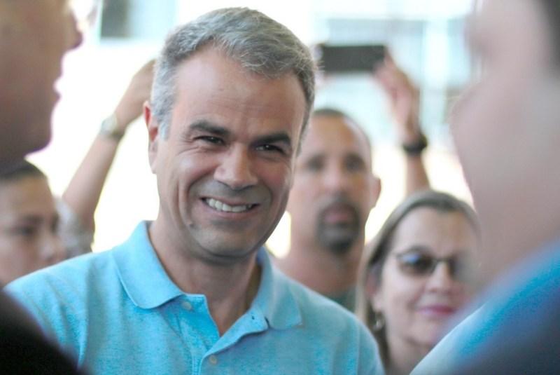 Pesquisa do IBOPE aponta que Rogerio Lisboa vencerá no 1º turno em Nova Iguaçu