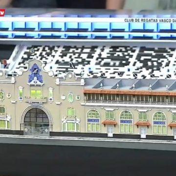 Vasco apresenta maquete do projeto de modernização e ampliação de São Januário; veja imagens