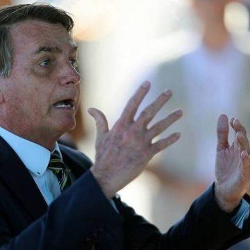 Bolsonaro: 'Não pode um juiz decidir se você pode ou não tomar vacina, isso não existe'