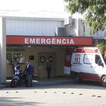 Um dia após princípio de incêndio, pacientes do Hospital Lourenço Jorge relatam cheiro de fumaça