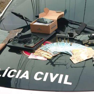 Candidato a prefeito de Magé é alvo de operação contra milícia; sete são presos