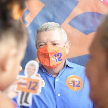 Axel Grael (PDT) é eleito prefeito de Niterói