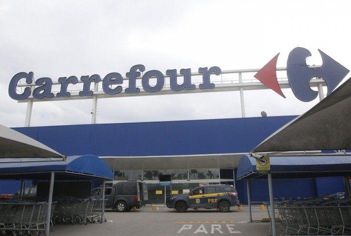 Quadro de funcionários da empresa de segurança que atua no Carrefour é investigado