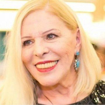 Cantora Vanusa morre aos 73 anos em São Paulo