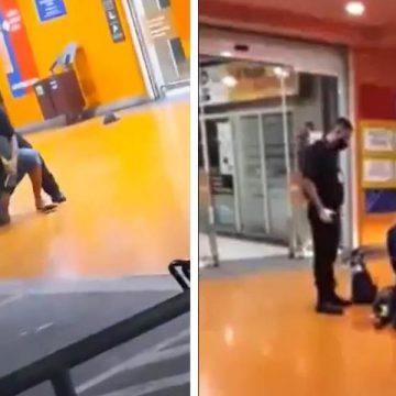 Seguranças de supermercado espancam homem negro até a morte em Porto Alegre