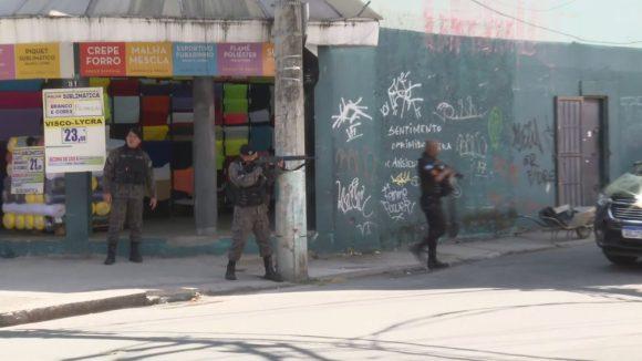 Oito em cada dez operações policiais no Grande Rio resultam em morte, diz levantamento