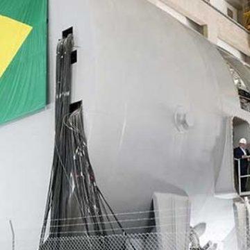 Amazul contrata a Nuclep para fazer a montagem de reator nuclear para submarino