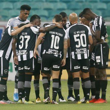 Filme repetido: sem vencer duelos diretos, Botafogo mantém sina do primeiro turno do Brasileirão